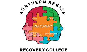 Northern Region Recovery College Logo