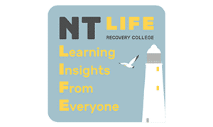 NT Life Recovery College Logo