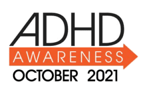 ADHD Awareness Month Logo