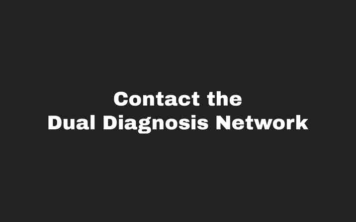 Get In Touch with the Dual Diagnosis Network