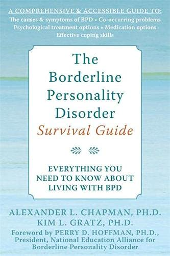 Book: The Borderline Personality Disorder Survival Guide